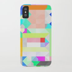 All As One Pattern Slim Case iPhone X