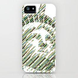 Miss Liberty iPhone Case
