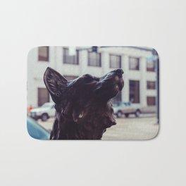 Bronze Fox - Sheridan, WY Bath Mat