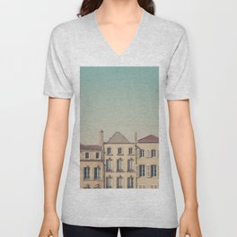 designated town of art and history ... Unisex V-Neck