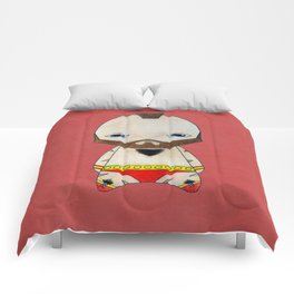 A Boy - Zangief Comforters