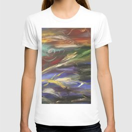 Colors in the Wind T-shirt
