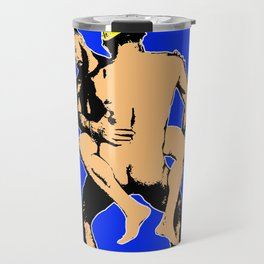 Blue Boyz Club Travel Mug