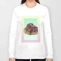 mineral Long Sleeve T-shirts featuring Mineral Love by Danny Ivan