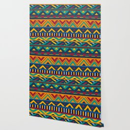 African Style No9 Wallpaper