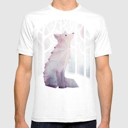 Fox in the Snow T-shirt