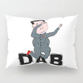 Kim Jong Un Dabbing Pillow Sham
