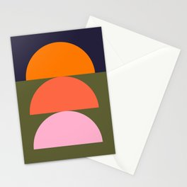 Spring- Pantone Warm color 03 Stationery Cards