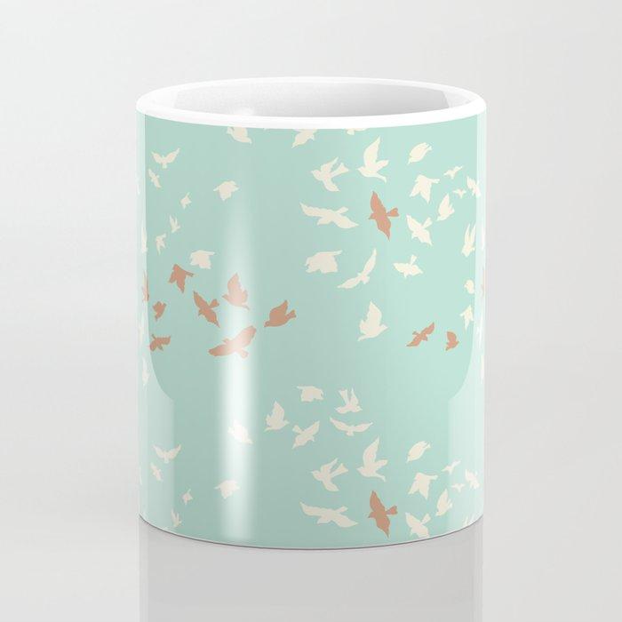 aves chatter Coffee Mug