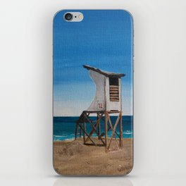 NC Beach Inspired 4 iPhone Skin