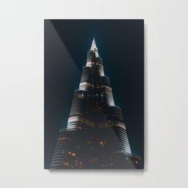 Dubai 04 Metal Print