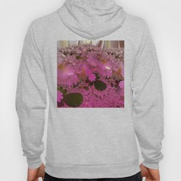 Walking across a dream meadow Hoody