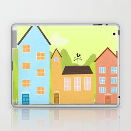Village Laptop & iPad Skin