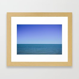 Sea of Cortez, Baja, Mexico Framed Art Print