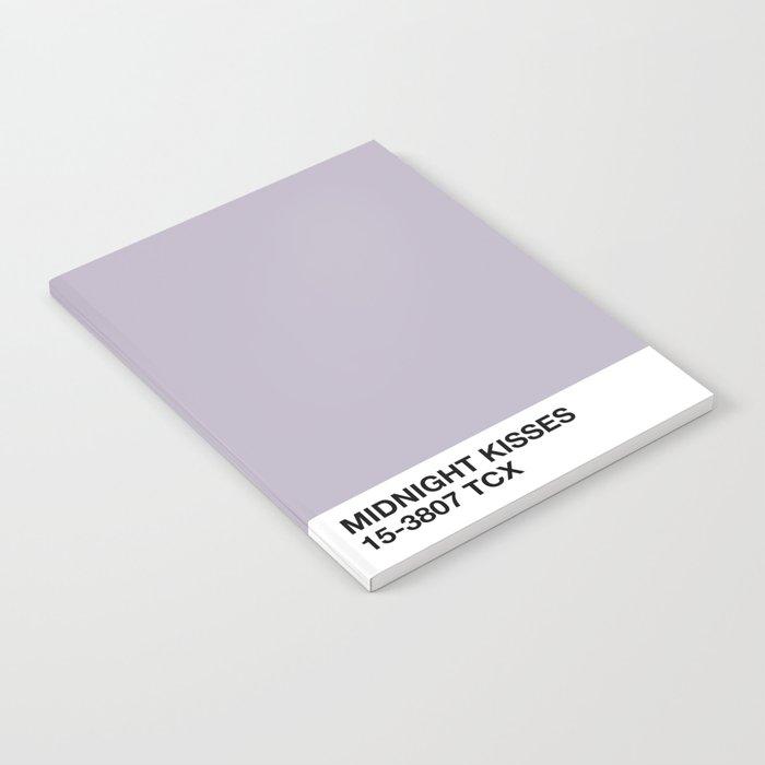 midnight kisses Notebook