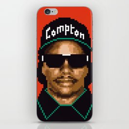 Compton city G iPhone Skin