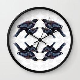 Tui - sweet harmonies Wall Clock