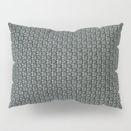 grey-pattern Pillow Sham