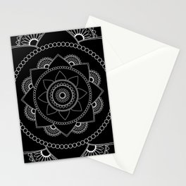 Mandala 01 Stationery Cards