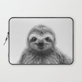 Young Sloth Laptop Sleeve