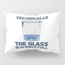 Funny Sayings Science Physics Student Teacher Gift Pillow Sham