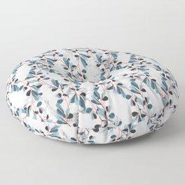 Botanical Marble Floor Pillow