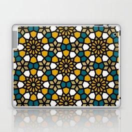 Persian Mosaic – Marigold Palette Laptop & iPad Skin