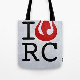 I love RC Tote Bag