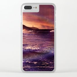 On the Horizon of the Infinite Clear iPhone Case