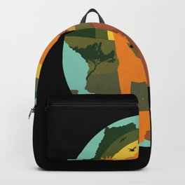 The Old Continent Backpack