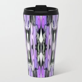 purple cross Travel Mug