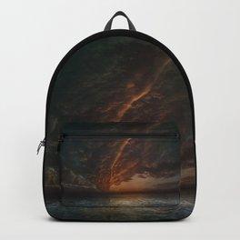 The Mediterranean Sunset Backpack