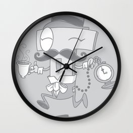It's T time! Wall Clock