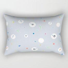 Charlie's Wren Rectangular Pillow