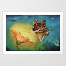 Moonlit Magic Art Print