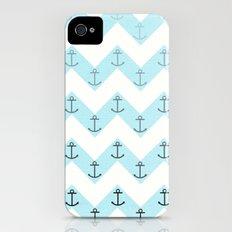 Anchors iPhone (4, 4s) Slim Case