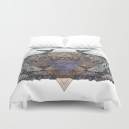 Ghosts of the Wild Duvet Cover