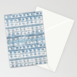 Rustic Indigo Stationery Cards