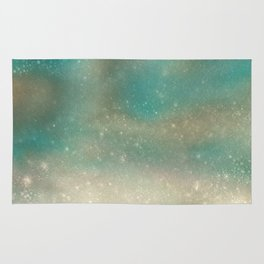 Postcard from Pluto Rug