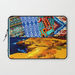 Southwest Beach Vibes Laptop Sleeve