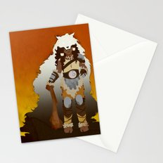the Barbarian Stationery Cards