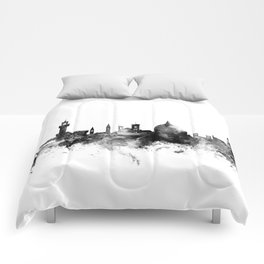 Florence Italy Skyline Comforters