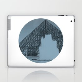 Louvre Fountain Laptop & iPad Skin