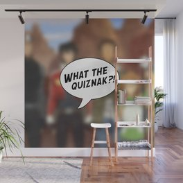 Voltron: What The Quiznak?! Wall Mural