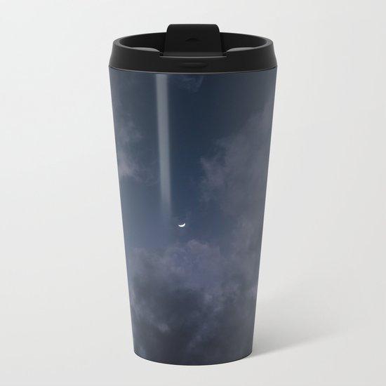Hawaiian Moon II Metal Travel Mug
