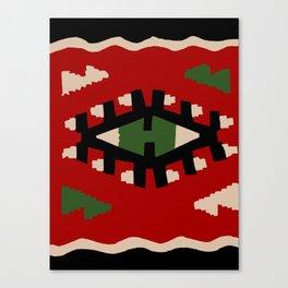 Kilim Canvas Print