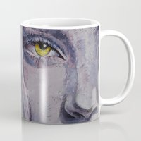 siren Mugs featuring Siren by Michael Creese