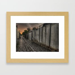 eggHDR1425 Framed Art Print