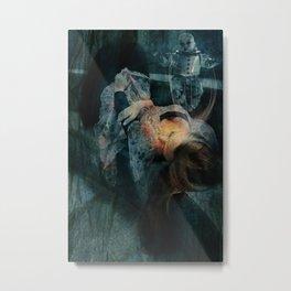 Dreamweaver - Dreams Not Your Own Metal Print