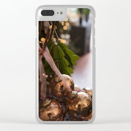 Ornaments Clear iPhone Case